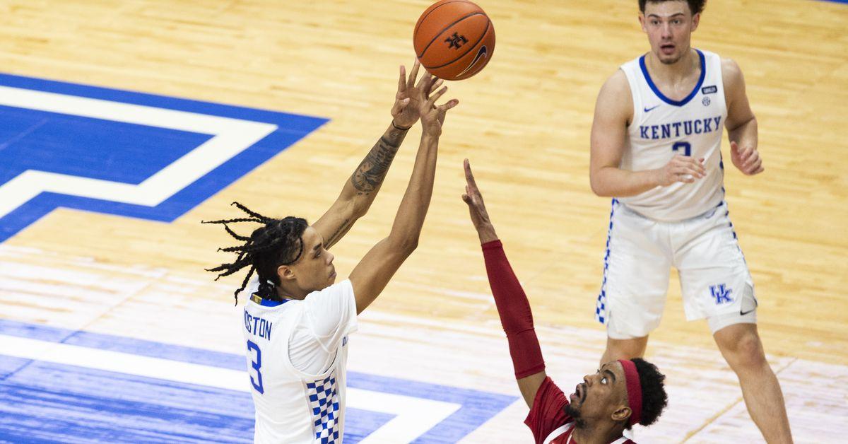 Kentucky Basketball: BJ Boston thinks refs gave Arkansas Razorbacks the game - A Sea Of Blue