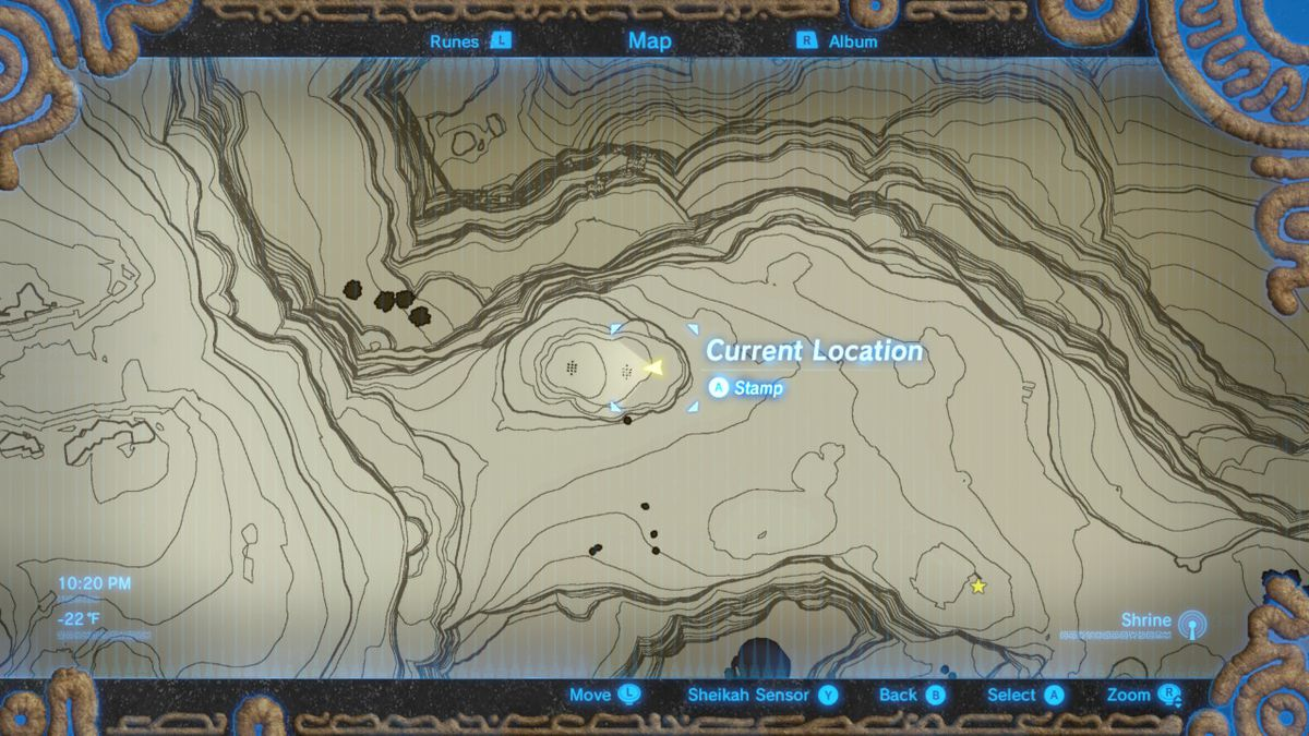 Zelda: Breath of the Wild guide: The Eighth Heroine location