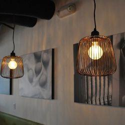 Lights at Eat.