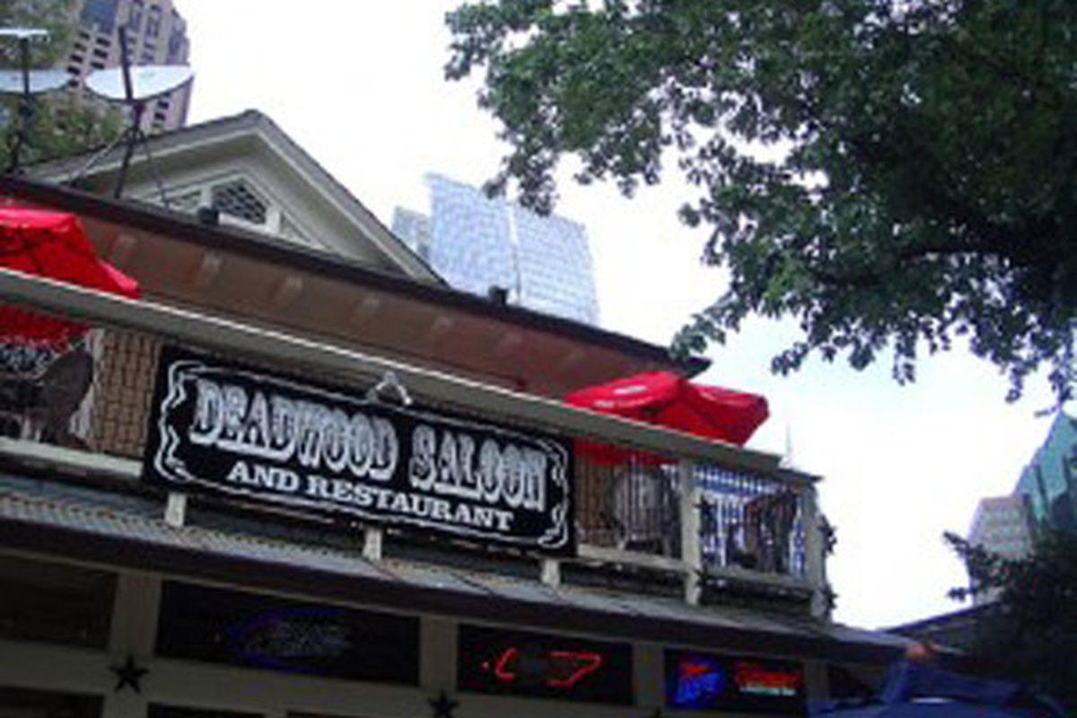"Deadwood Saloon. Photo courtesy of <a href=""http://theticket-atlanta.com/2010/10/21/taste-of-the-ticket-deadwood-saloon/"">The Ticket</a>."