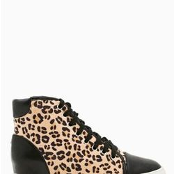 """<a href=""""http://www.nastygal.com/product/hell-cat-sneaker/_/searchString/shoe%20cult"""">Hell Cat Sneaker</a>, $78.00"""