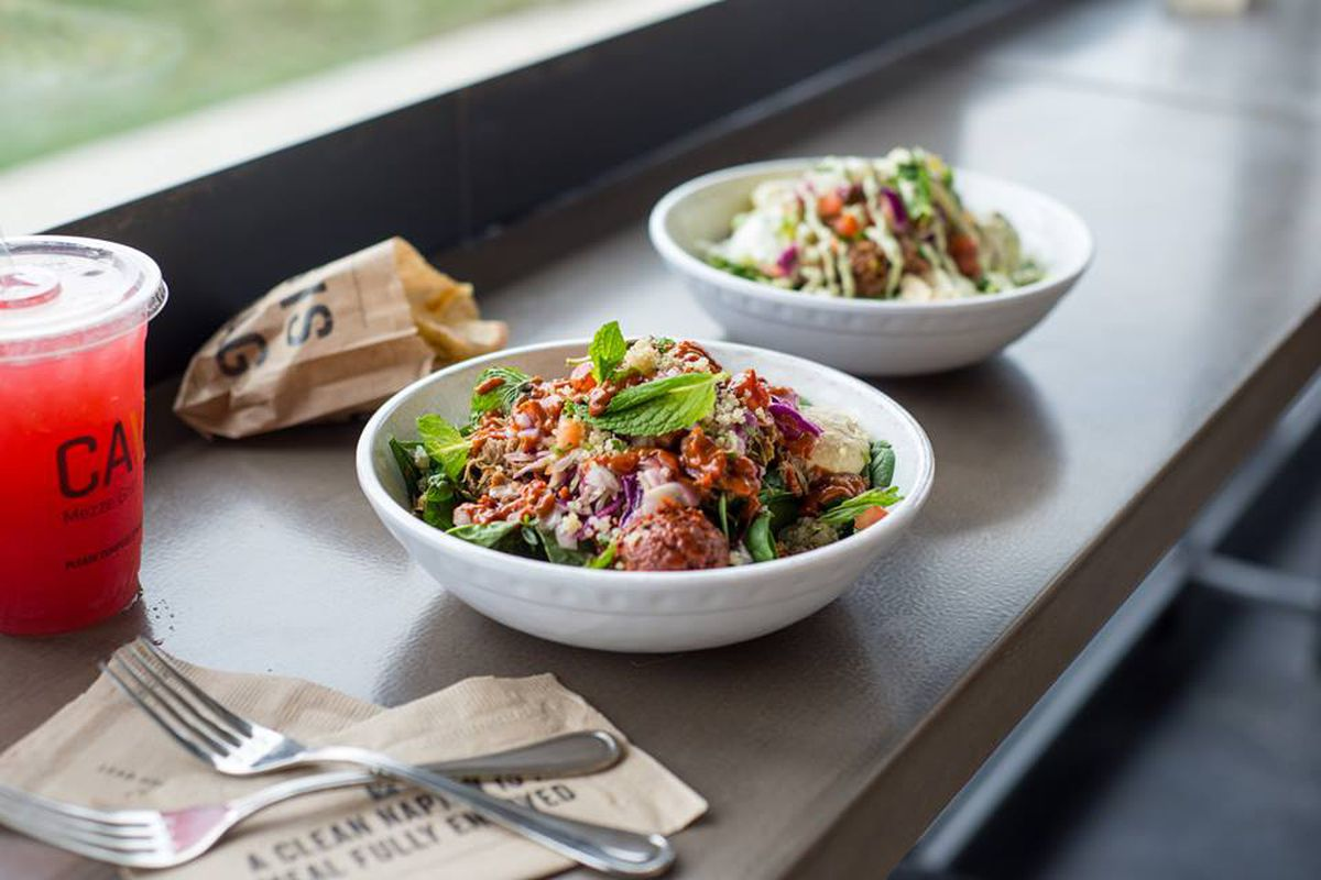 Cava Dishes Facebook More Fast Casual Mediterranean Restaurants