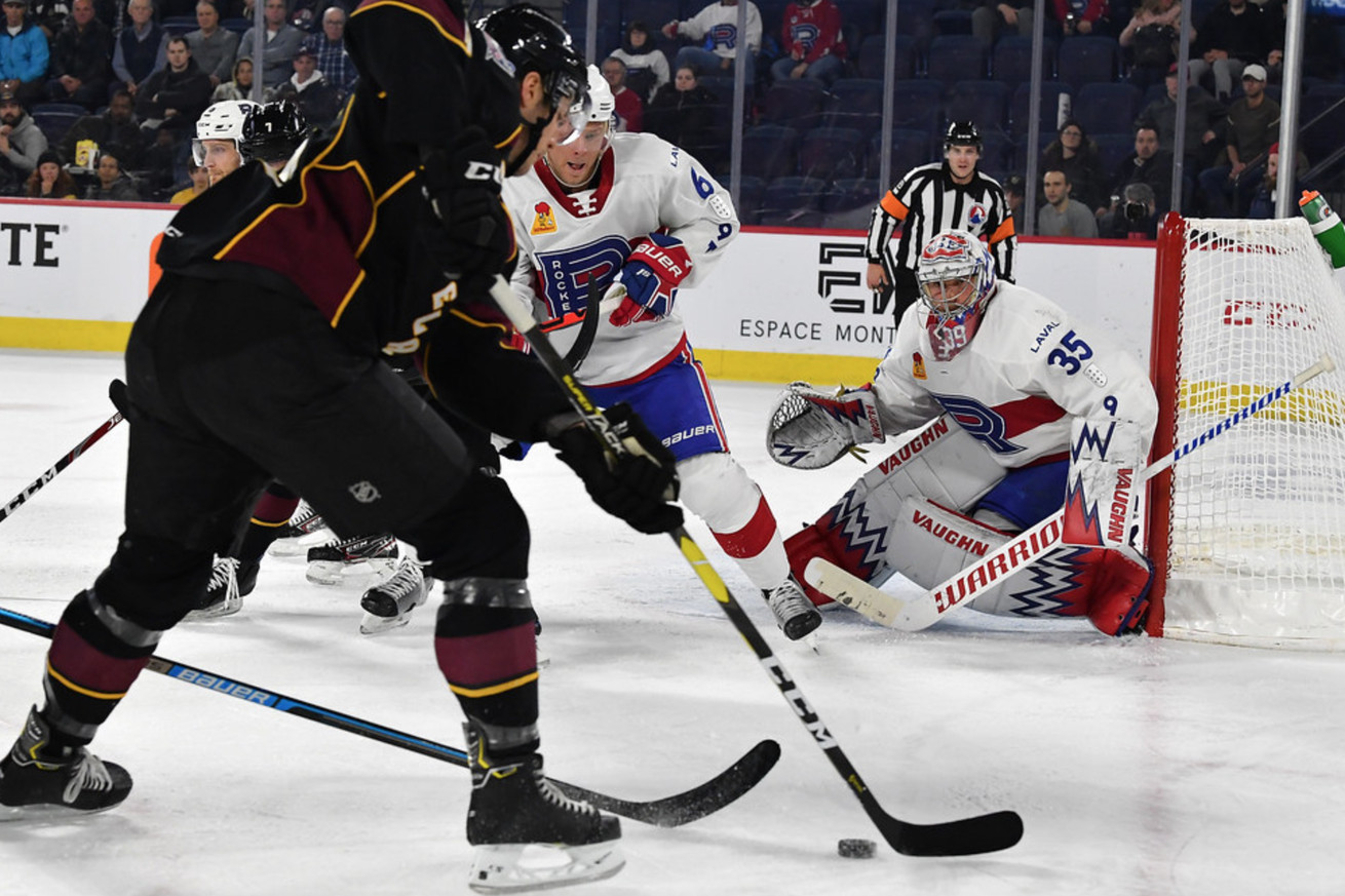 """Charlie Lindgren looks to prove """"naysayers"""" wrong after Habs snub"""