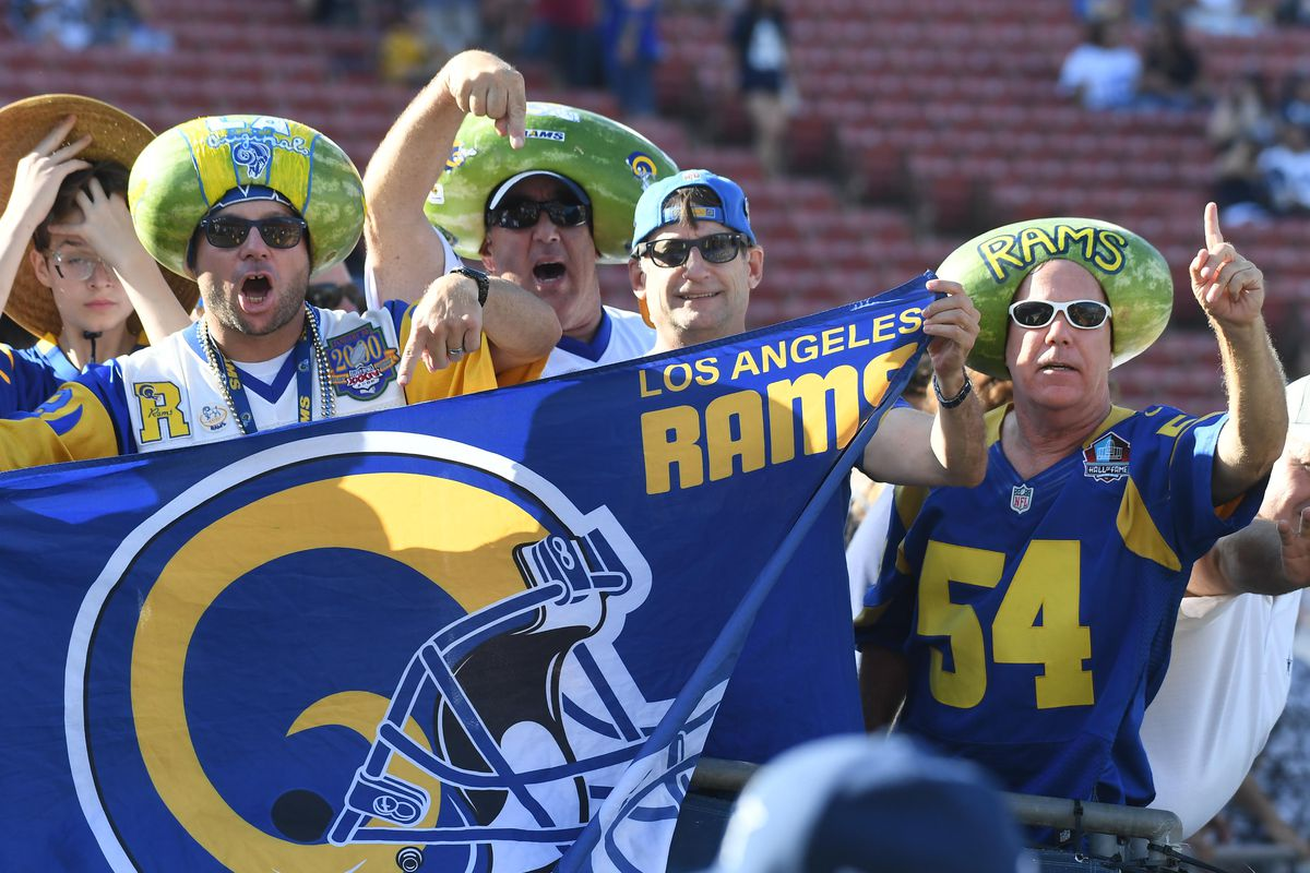 An Open Letter To Los Angeles Rams Fans Turf Show Times