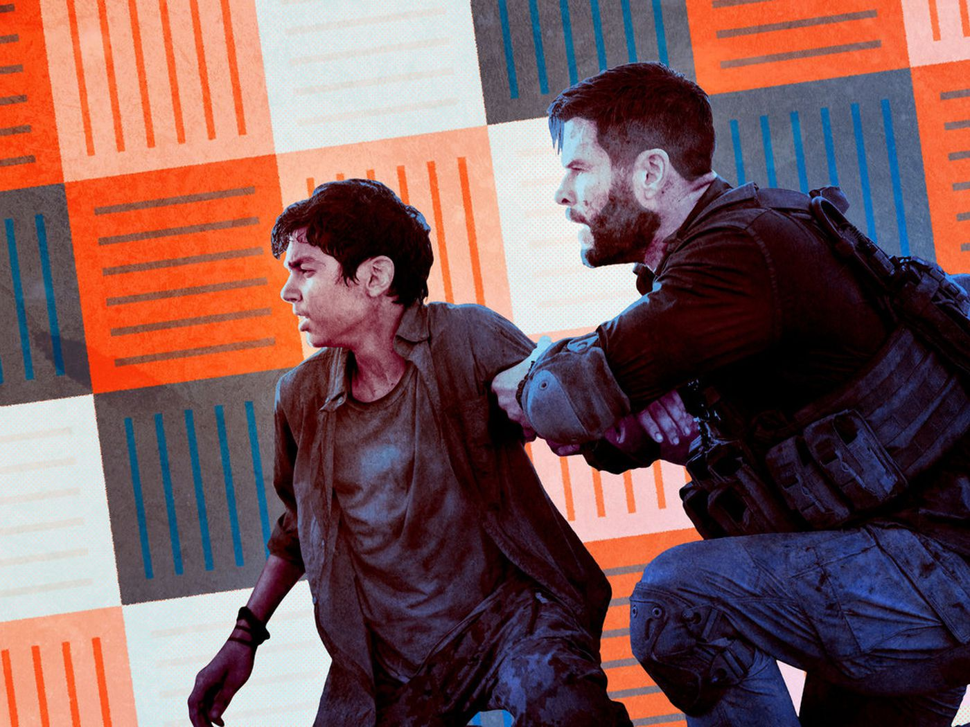 If You Love Gnarly Action Sequences You Will Love Extraction The Ringer