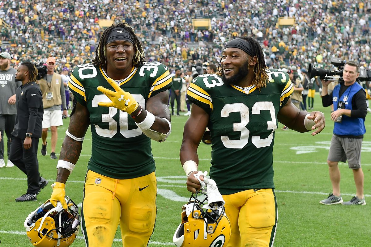 Packers 2019 Roster Grades Aaron Jones Breakout Leads Excellent Season By Rbs Acme Packing Company