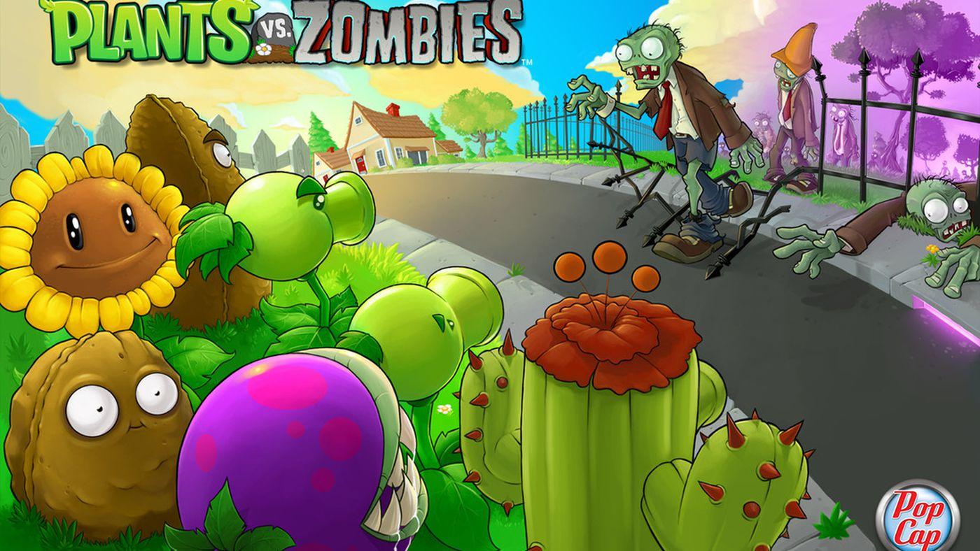 Ea Announces Plants Vs Zombies 3 The Verge