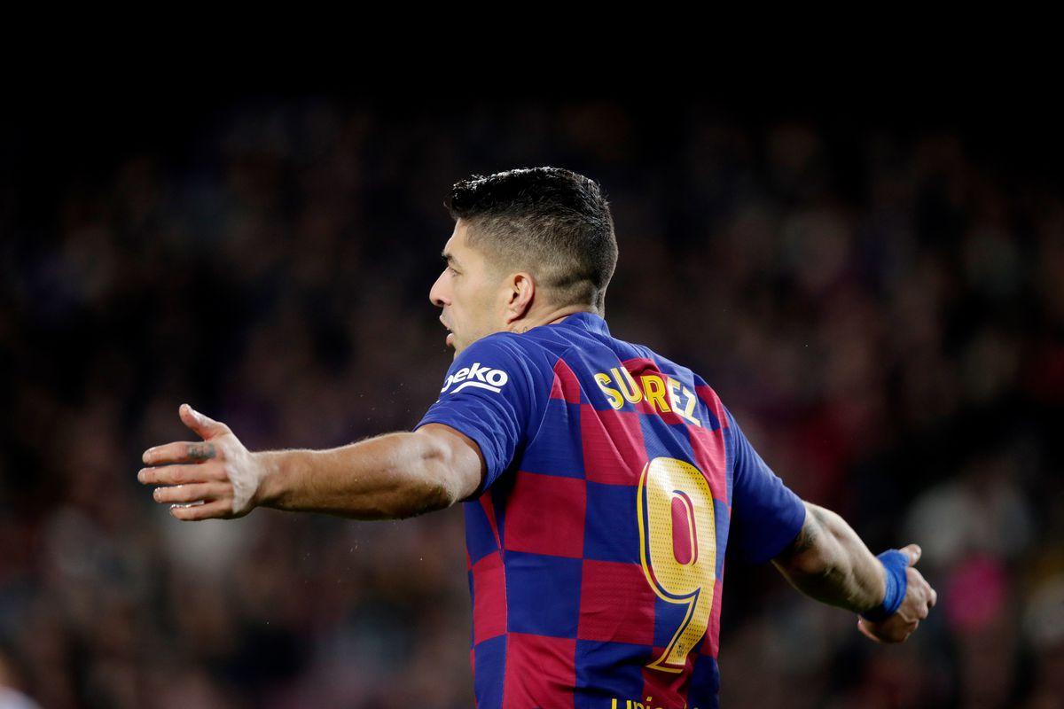 FC Barcelona v Real Mallorca - La Liga Santander