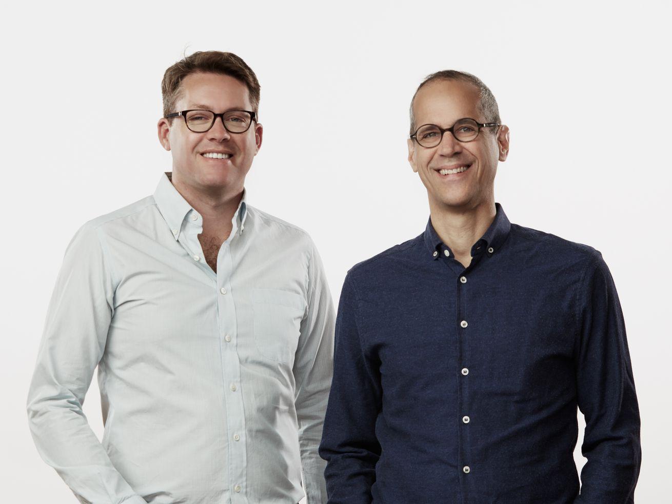 Matt   Alex Headshot for Recode.0 - Full Q&A: Alex Blumberg and Matt Lieber explain why they sold Gimlet to Spotify