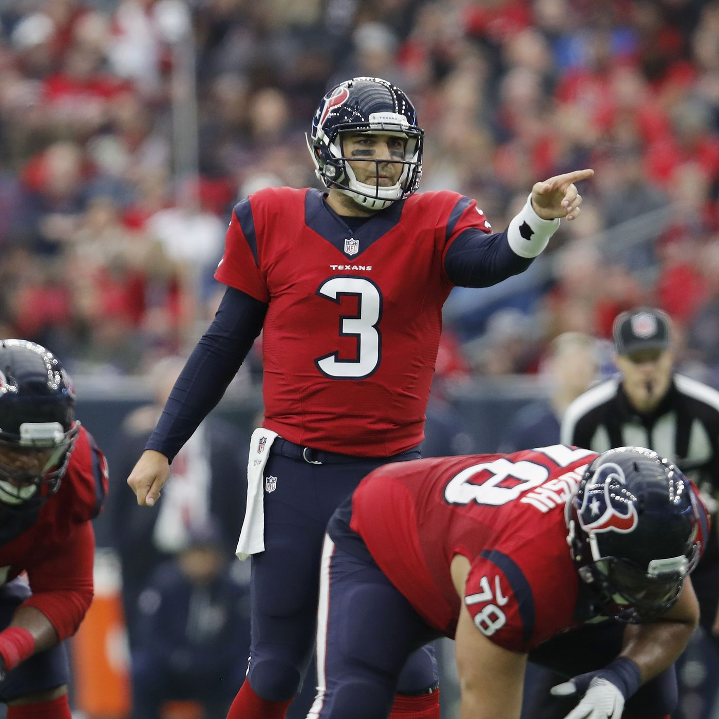 quality design 66bf9 d05b7 Tom Savage is starting for the Texans, but who is this guy ...