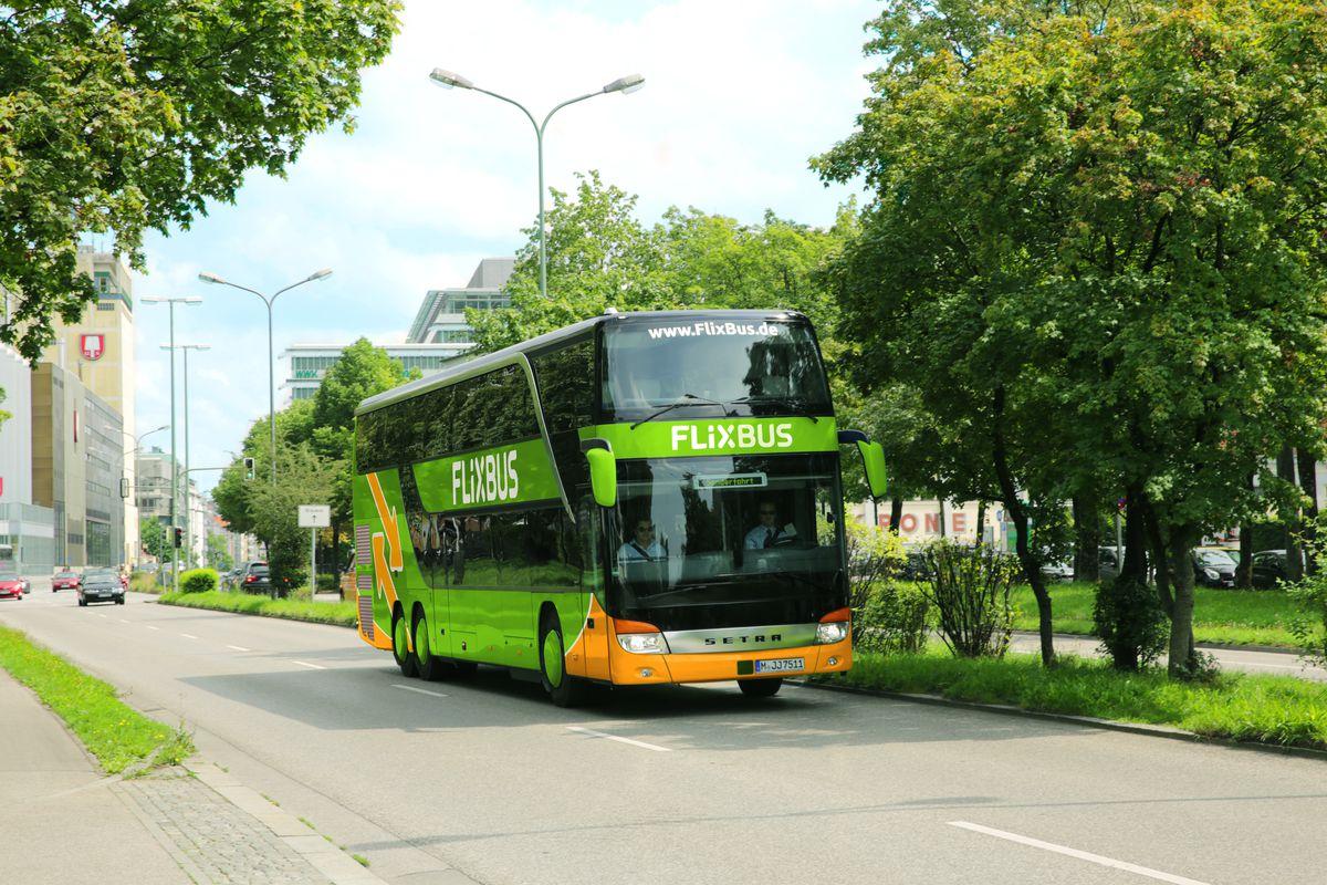 FlixBus testing electric buses, launching intercity
