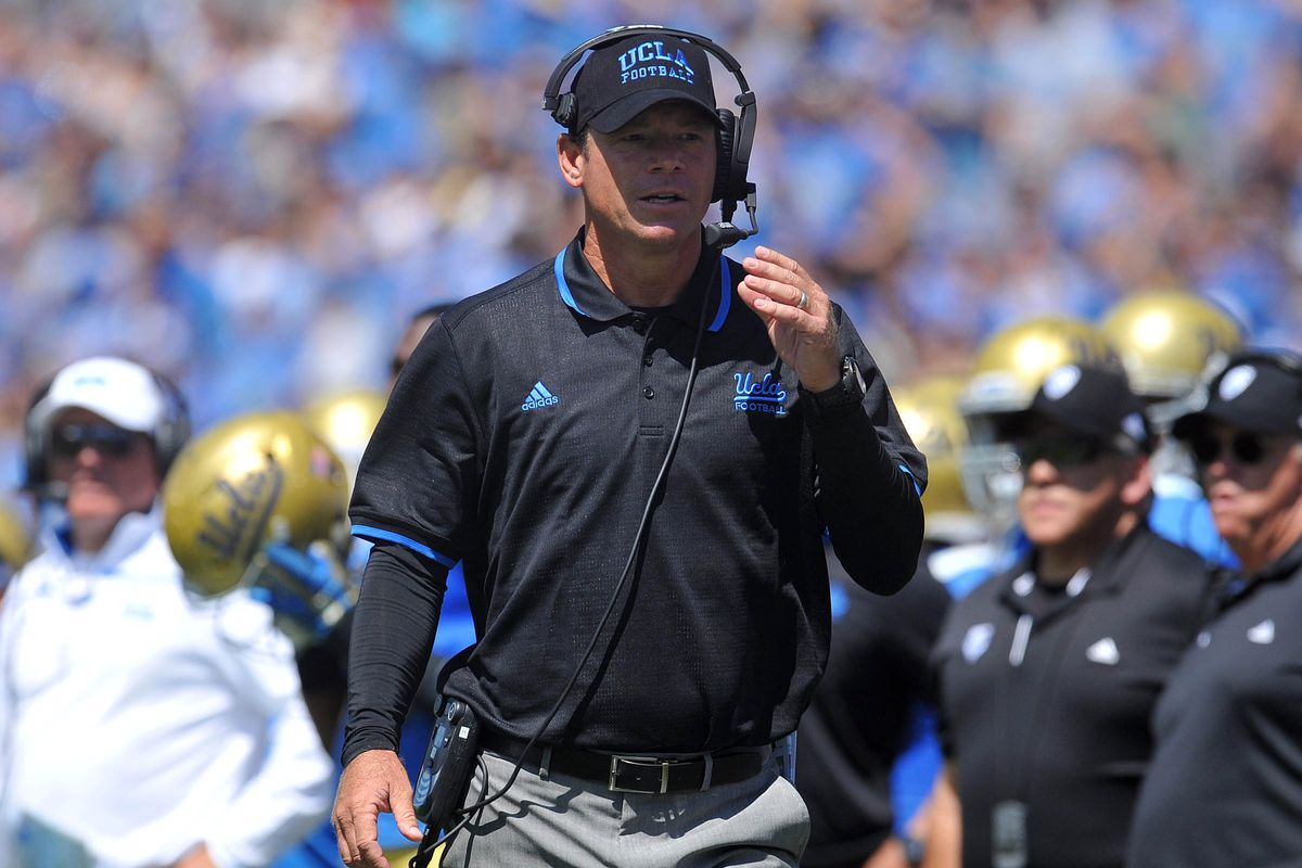 Jim Mora and staff are looking to bring in a top 10 recruiting class for UCLA Football.