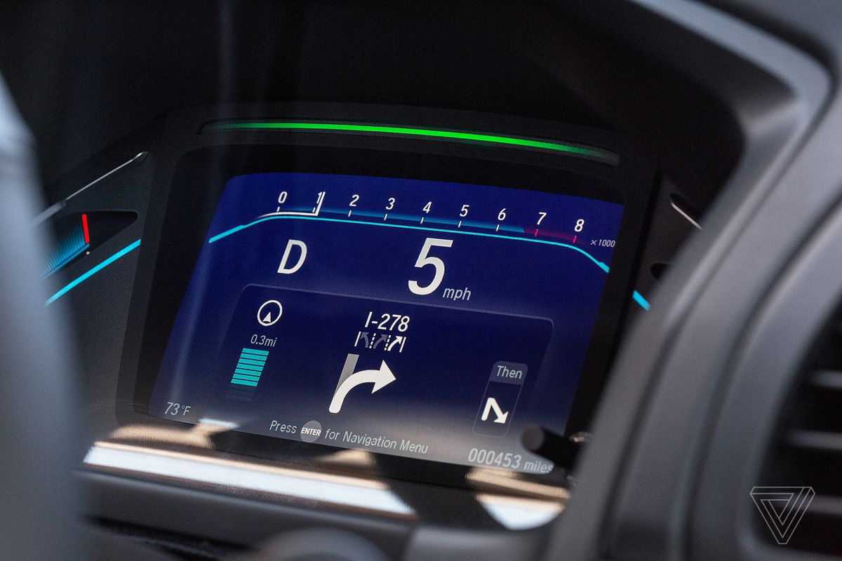 The 2018 Honda Odyssey turns the screens on your passengers