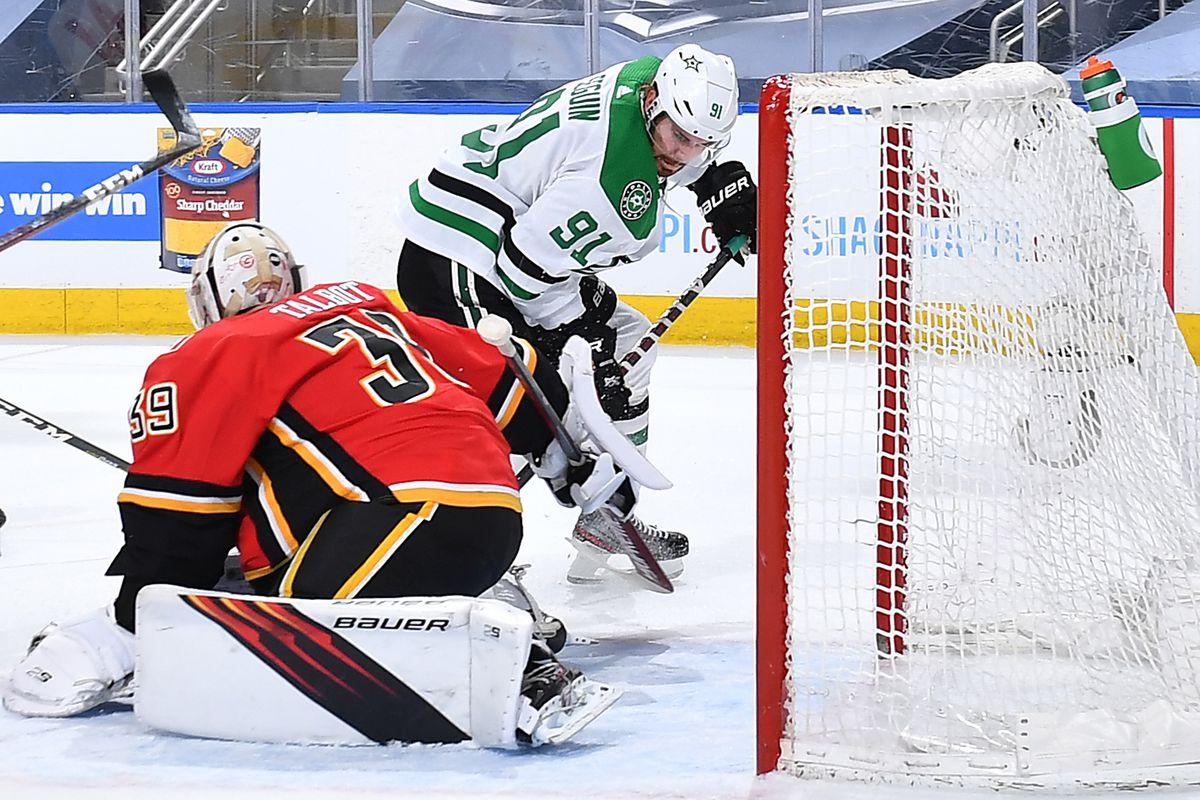 Dallas Stars v Calgary Flames - Game Three
