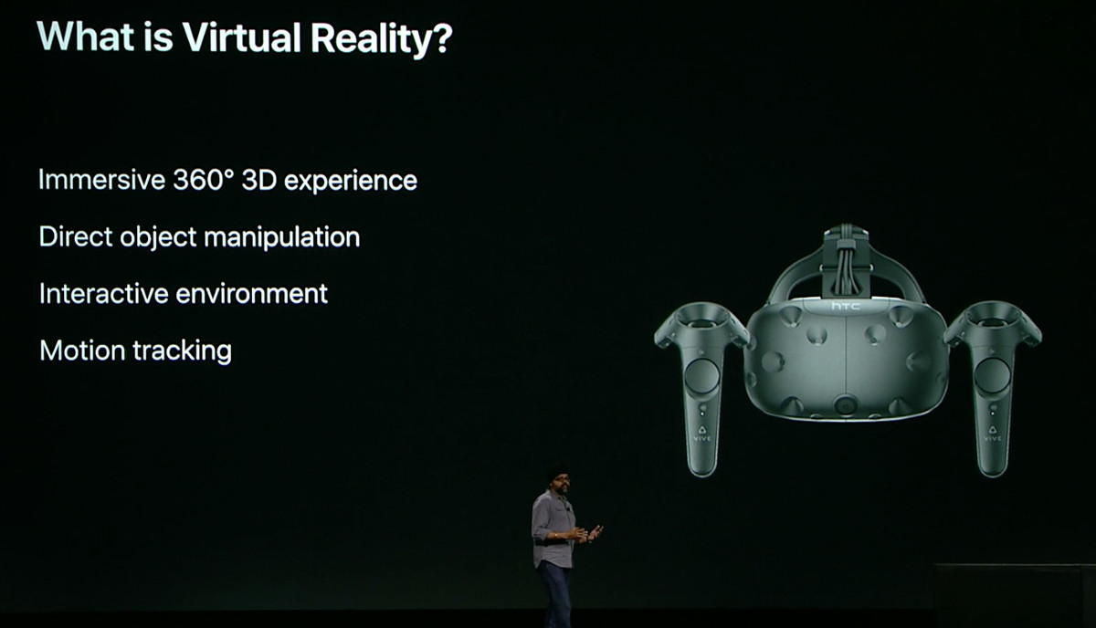 How serious is Apple about VR? - The Verge