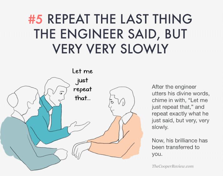 repeat engineer