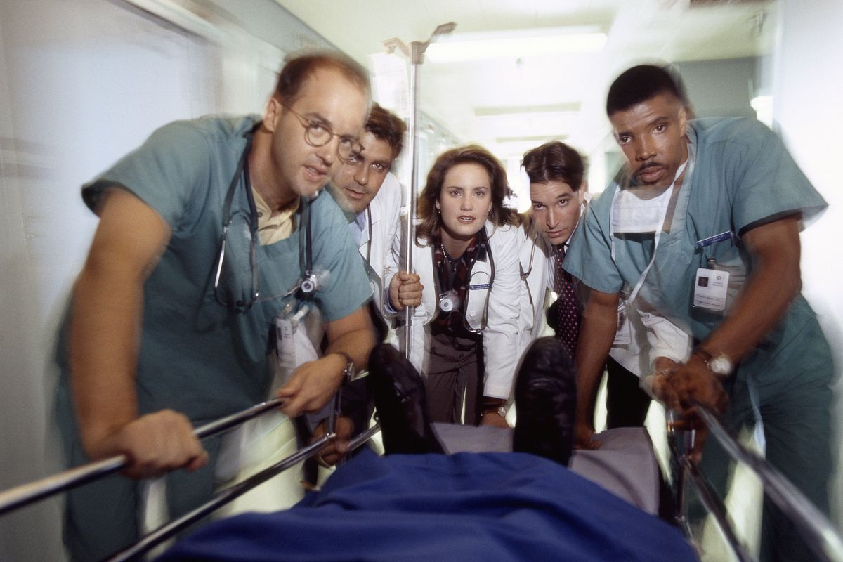 ER might be the hottest show of 2018  It just debuted in 1994  - Vox