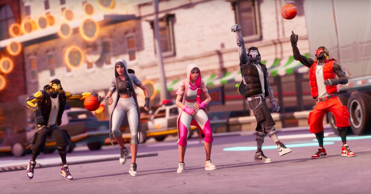 Fortnite finally works with black artist to make Billy Bounce emote