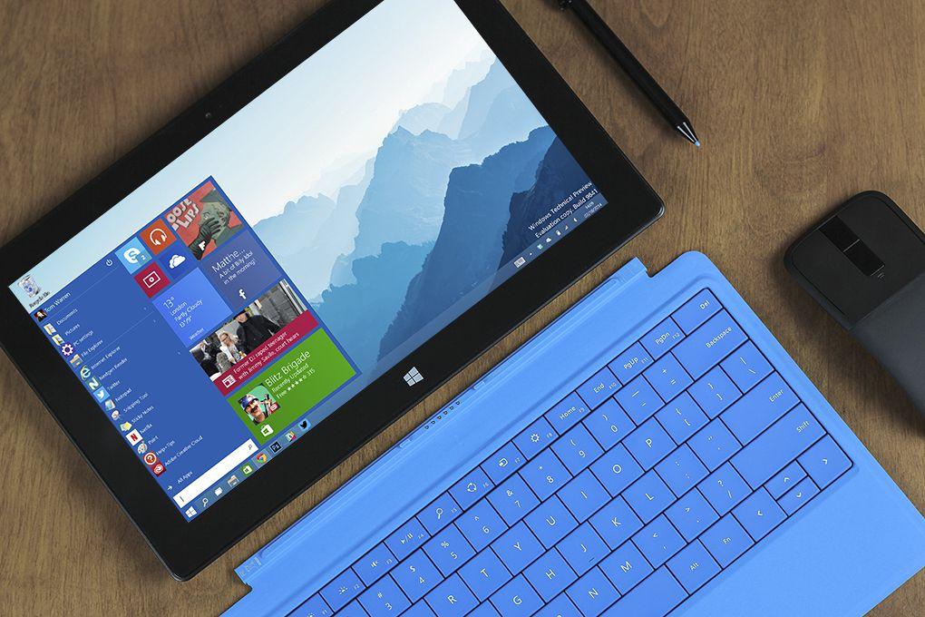 Windows 10 stock
