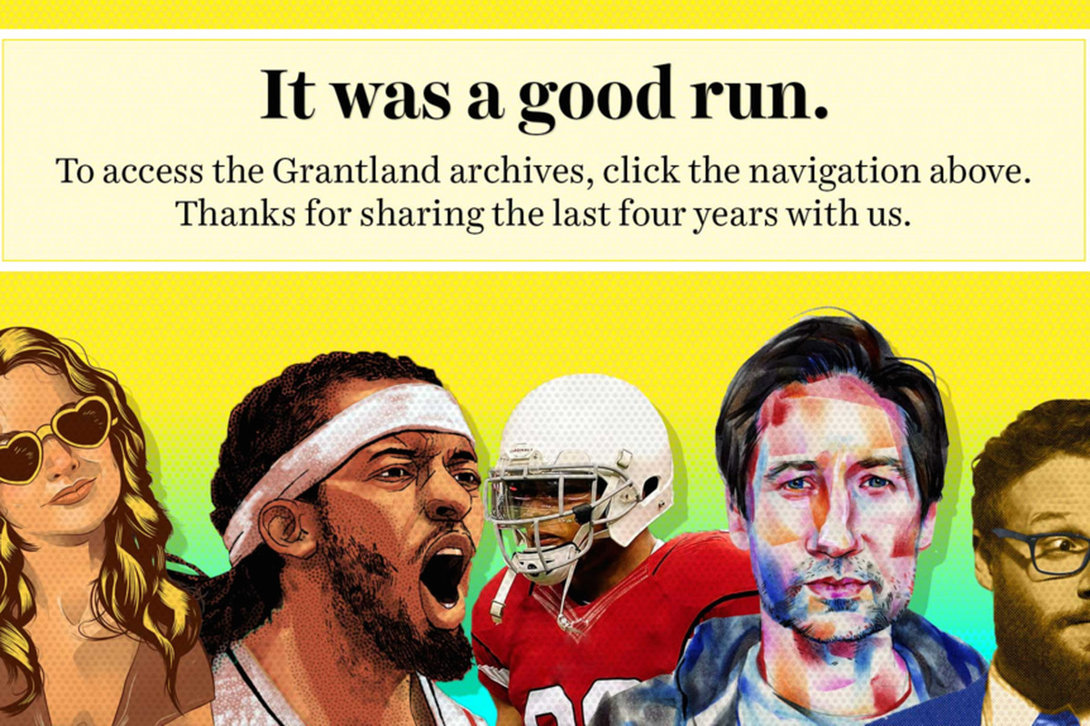 What remains of Grantland