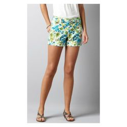 """<a href=""""http://www.loft.com/loft/product/product%3A290201/LOFT-refinery29-editor-picks/Floral-Print-Shorts-with-4%22-Inseam/290201?colorExplode=false&skuId=11902614&catid=catl000014&productPageType=fullPriceProducts&defaultColor=1273""""> LOFT Floral print"""