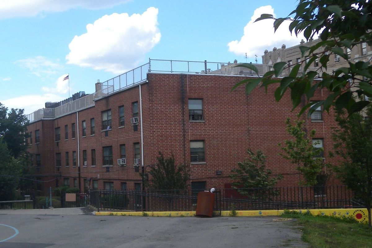The Union Avenue Consolidated NYCHA houses in The Bronx.