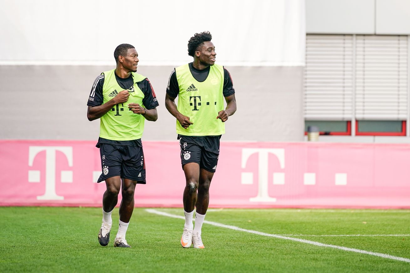 Injury update: Robert Lewandowski suffers knock, Davies expected to be fit for Supercup, and more!
