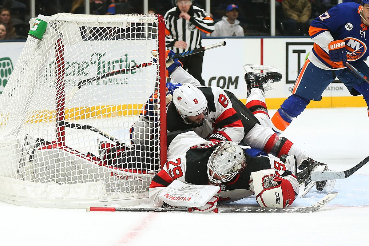 Is the New Jersey Devils  Defense Worsening Their Goaltending Woes ... 5c9ed728a