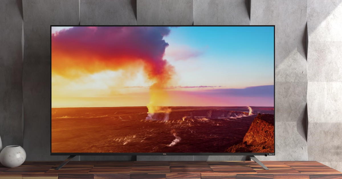 TCL's affordable, impressive 6-Series 4K HDR Roku TVs will be available by May 1st
