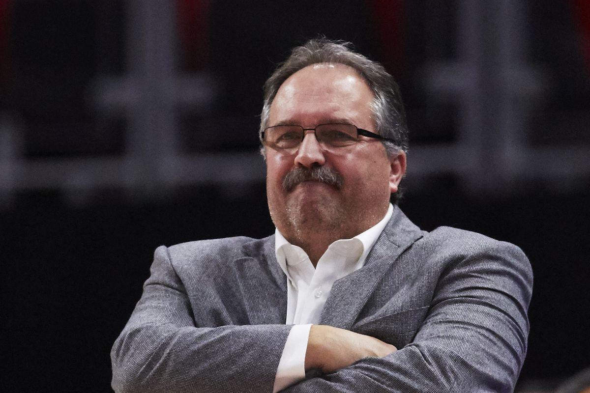 NBA: Los Angeles Lakers at Detroit Pistons
