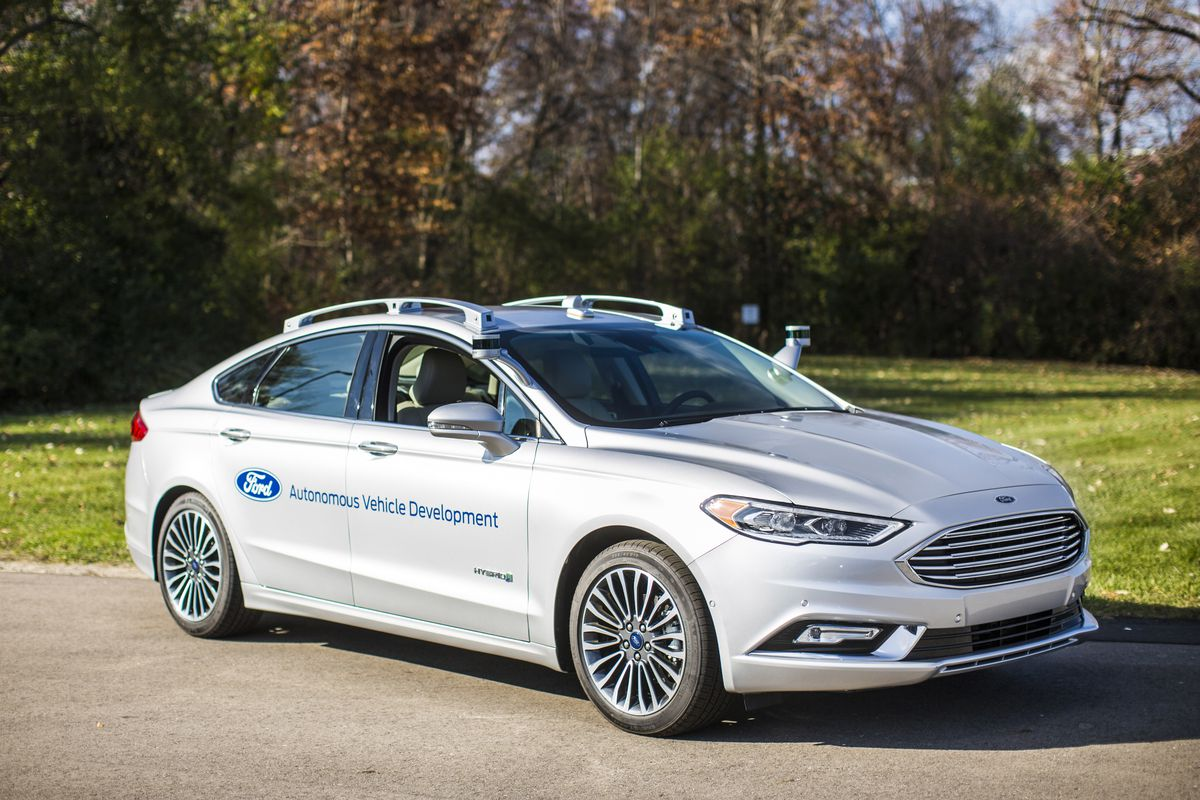 Ford invests in Autonomic to make open-source mobility