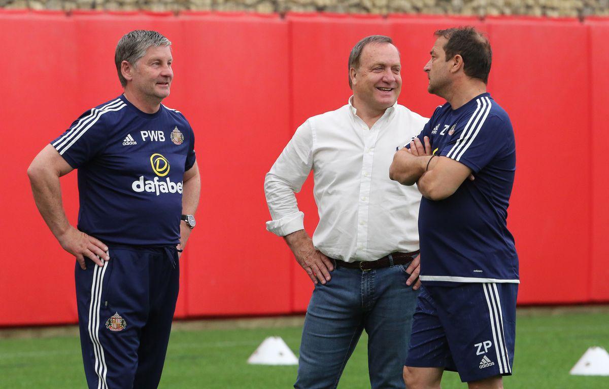 Sunderland Players Return To Training