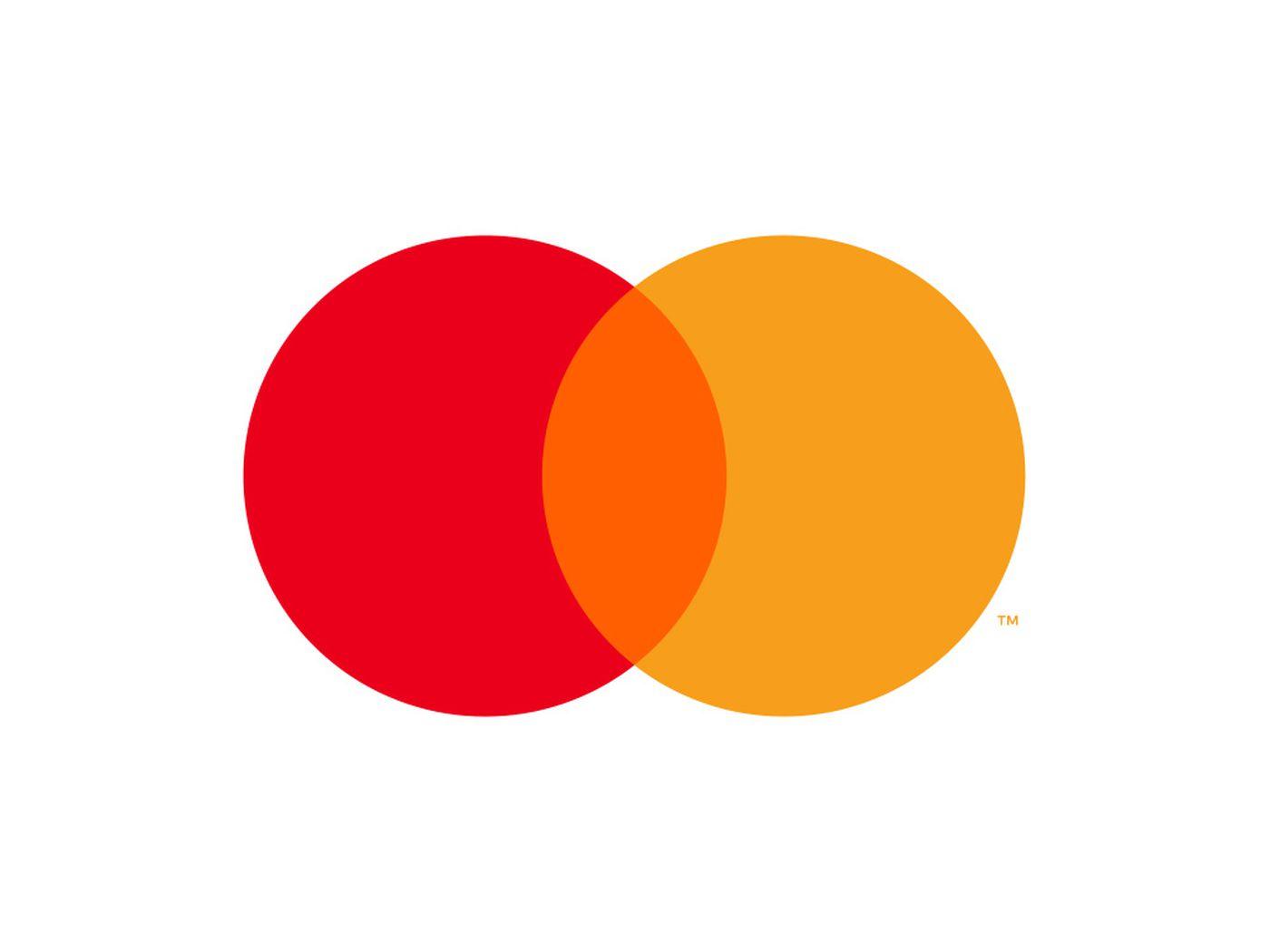 Mastercard's rebranded logo