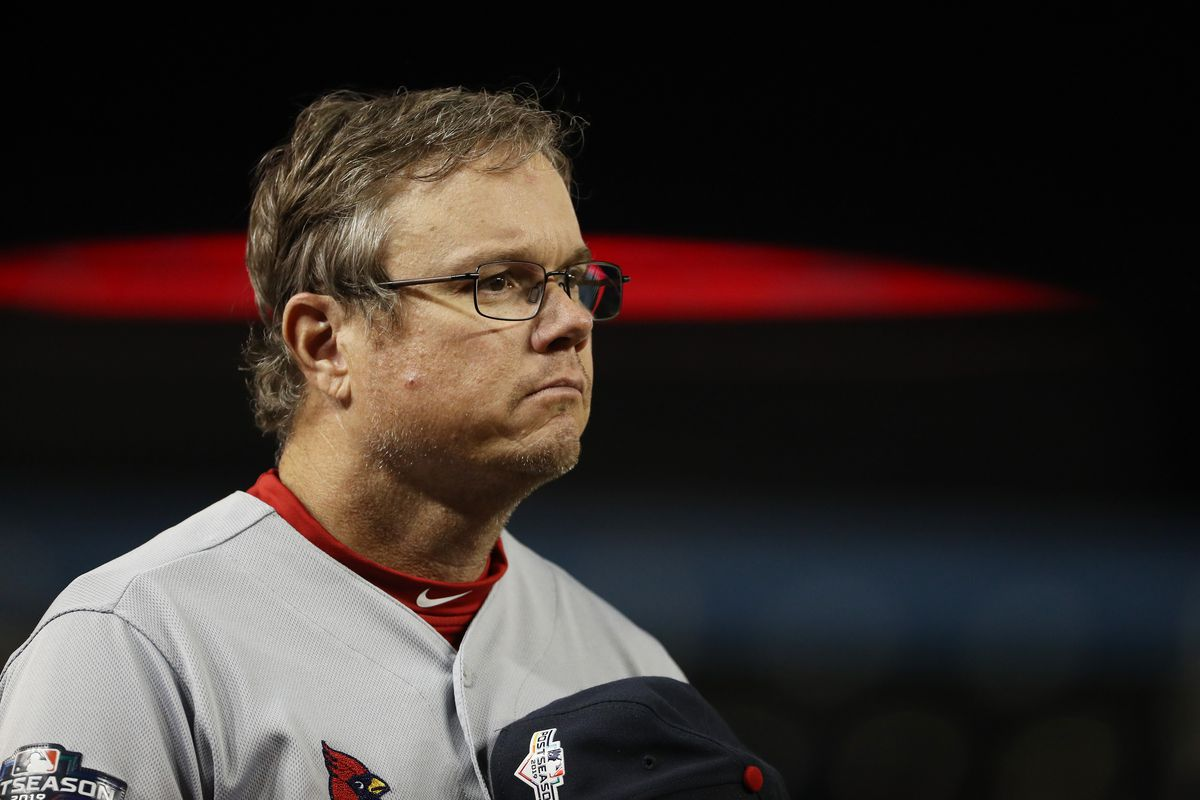 Mike Shildt Probably Deserved to be Manager of the Year