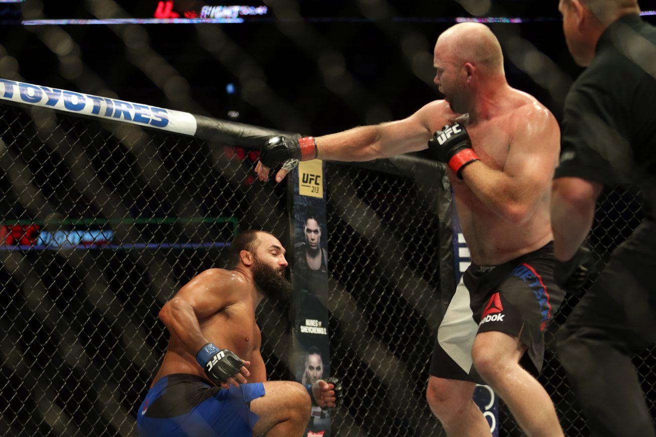 UFC Fight Night 112 results from last night: Tim Boetsch vs Johny Hendricks fight recap