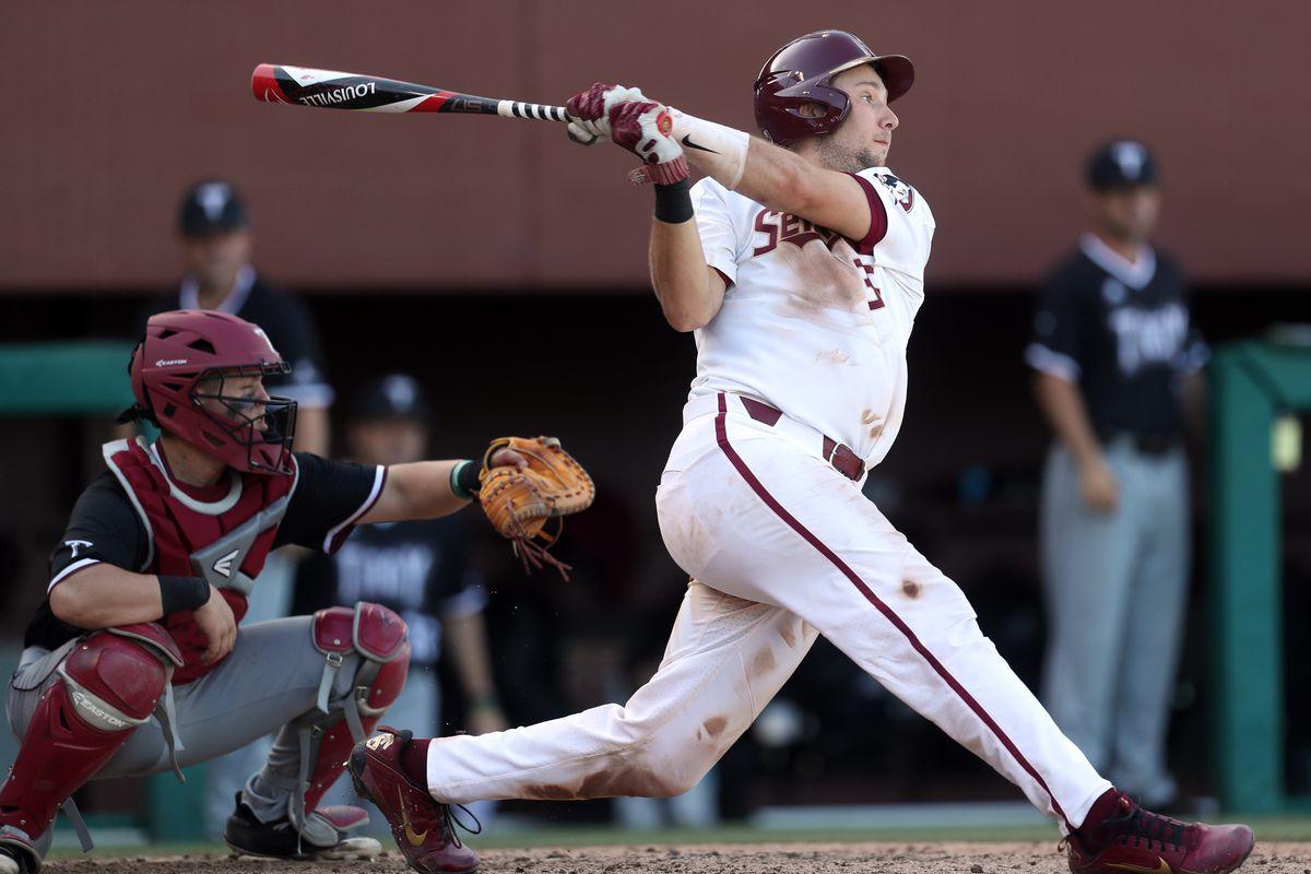 NCAA Baseball: Troy at Florida State