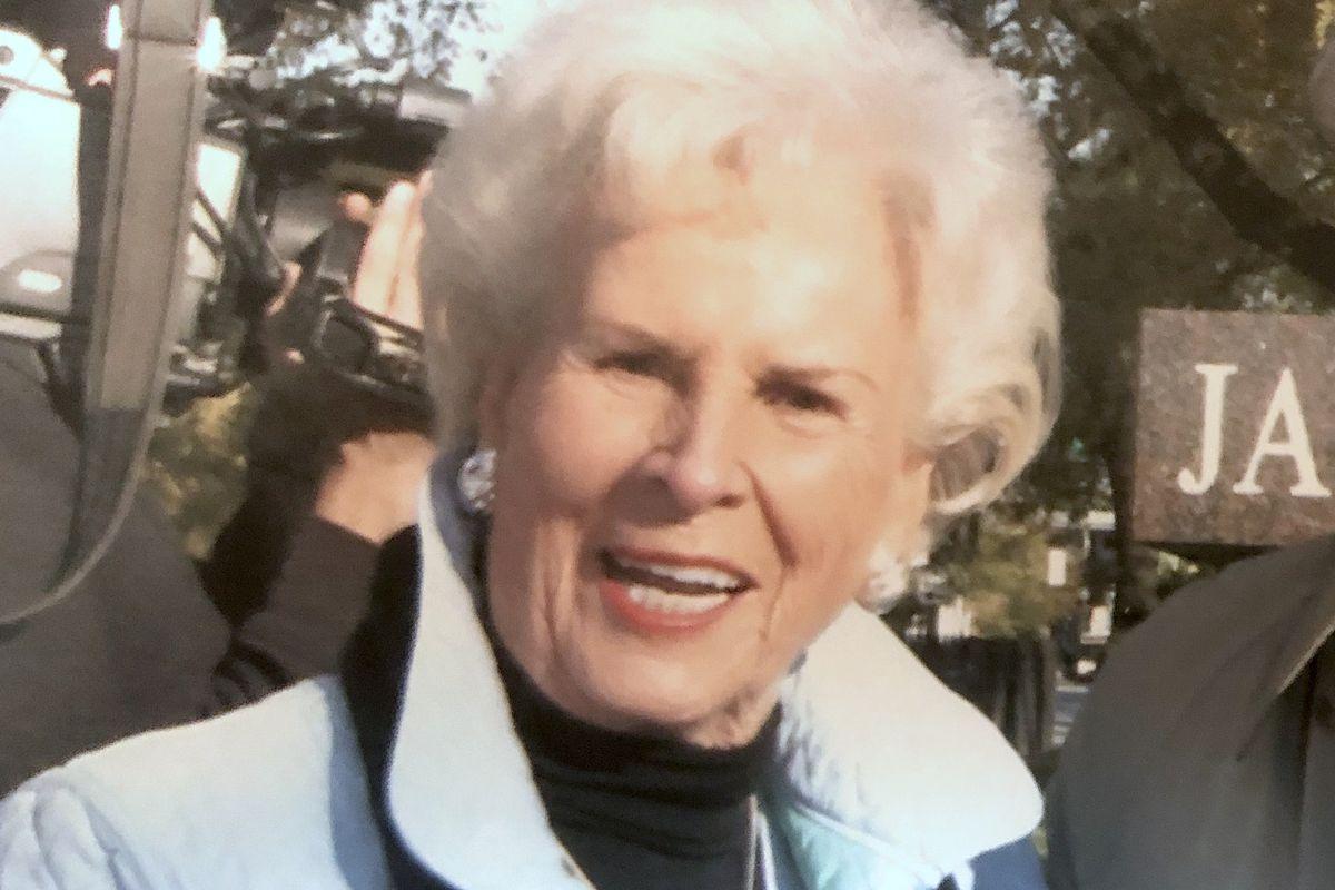 Labor trailblazer Geraldine 'Jerre' McPartlin dies at 91