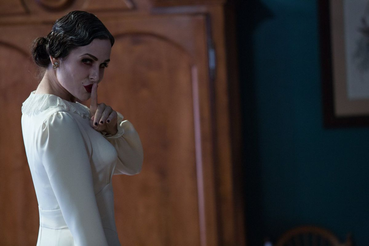 Mother in Insidious: Chapter 2