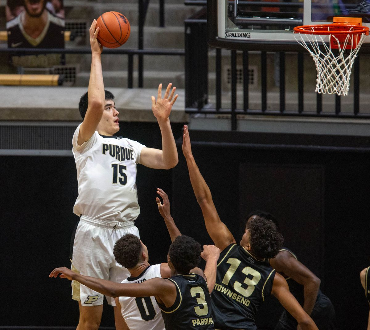NCAA Basketball: Oakland at Purdue