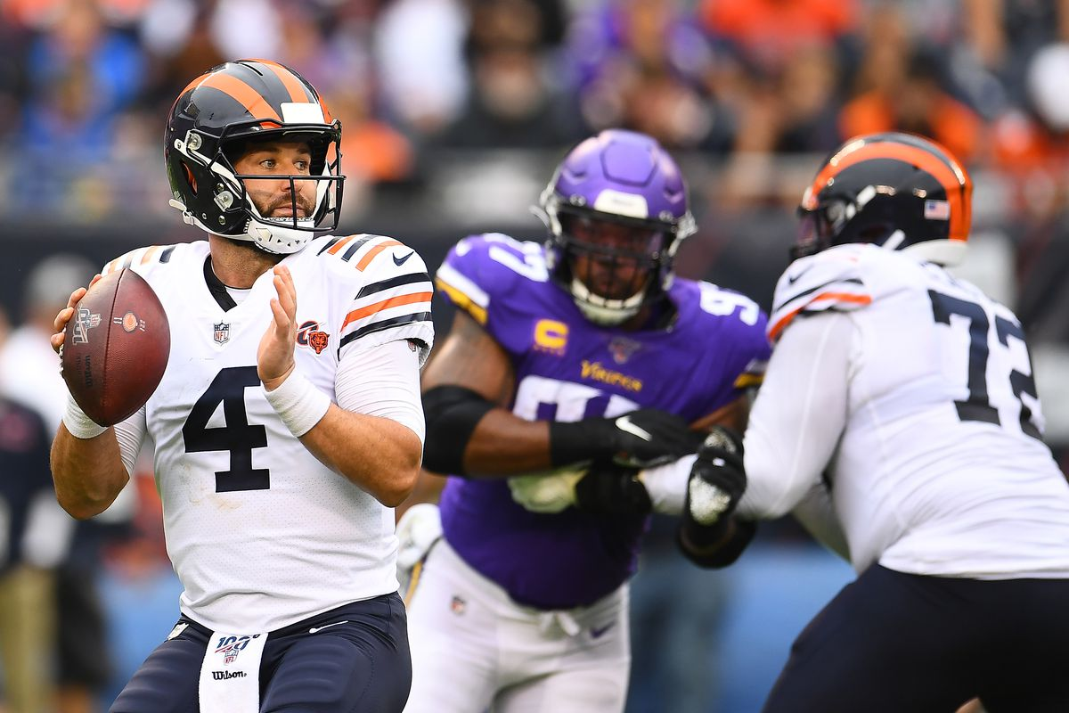 Hold your fire — Trubisky's potential still trumps Daniel's efficiency