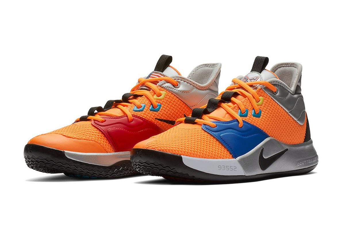 7f90080c9503 The new Nike PG 3 has dropped with a NASA-themed colorway. Grab your pair  ...