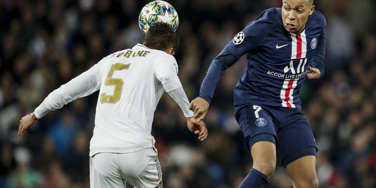 Varane sale could help Real Madrid's pursuit of Mbappe this summer—report