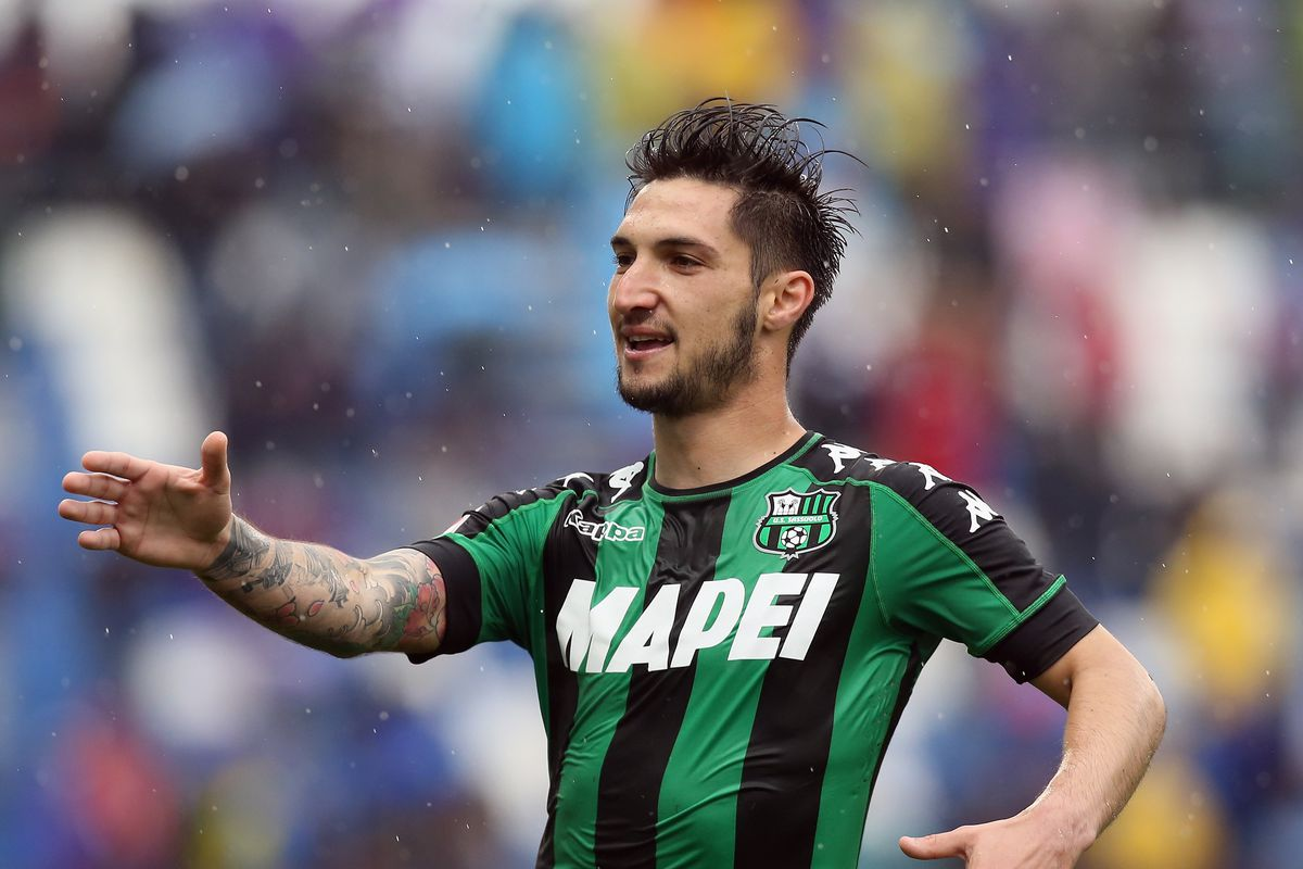 US Sassuolo v ACF Fiorentina - Serie A