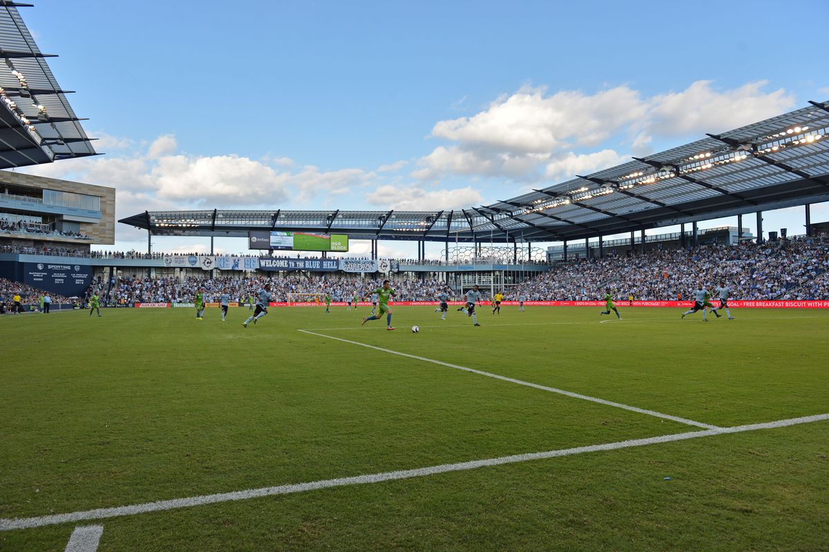 Sporting Park is the Quakes destination for the last game of the 2016 regular season
