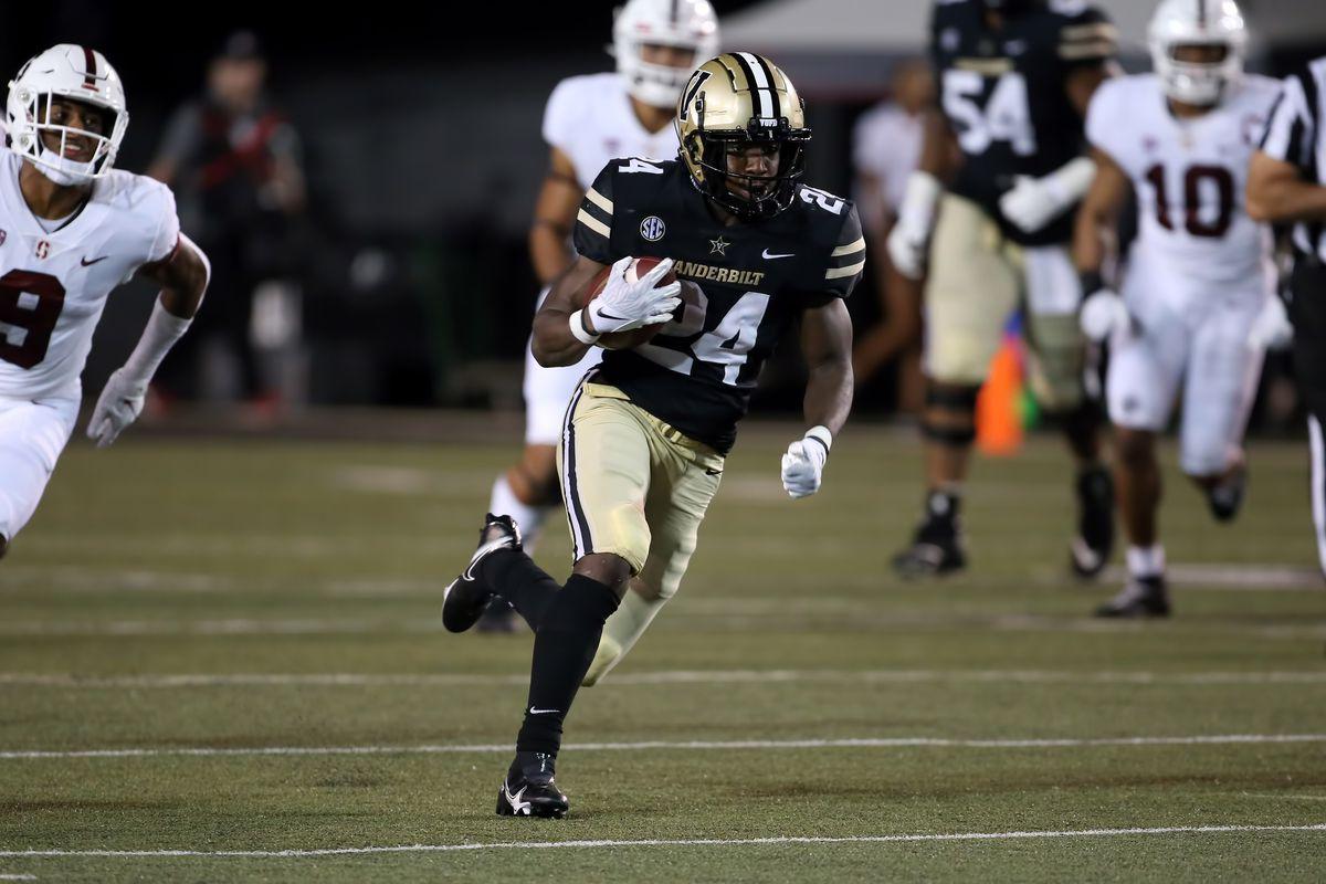 COLLEGE FOOTBALL: SEP 18 Stanford at Vanderbilt