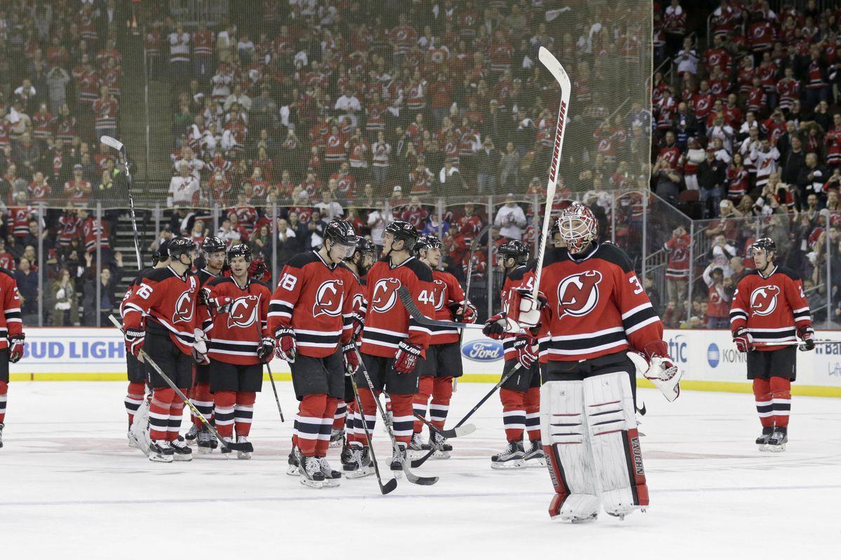 Toronto Maple Leafs v New Jersey Devils