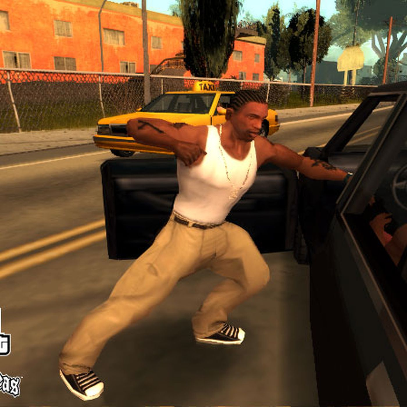 Grand Theft Auto: San Andreas and other Rockstar classics