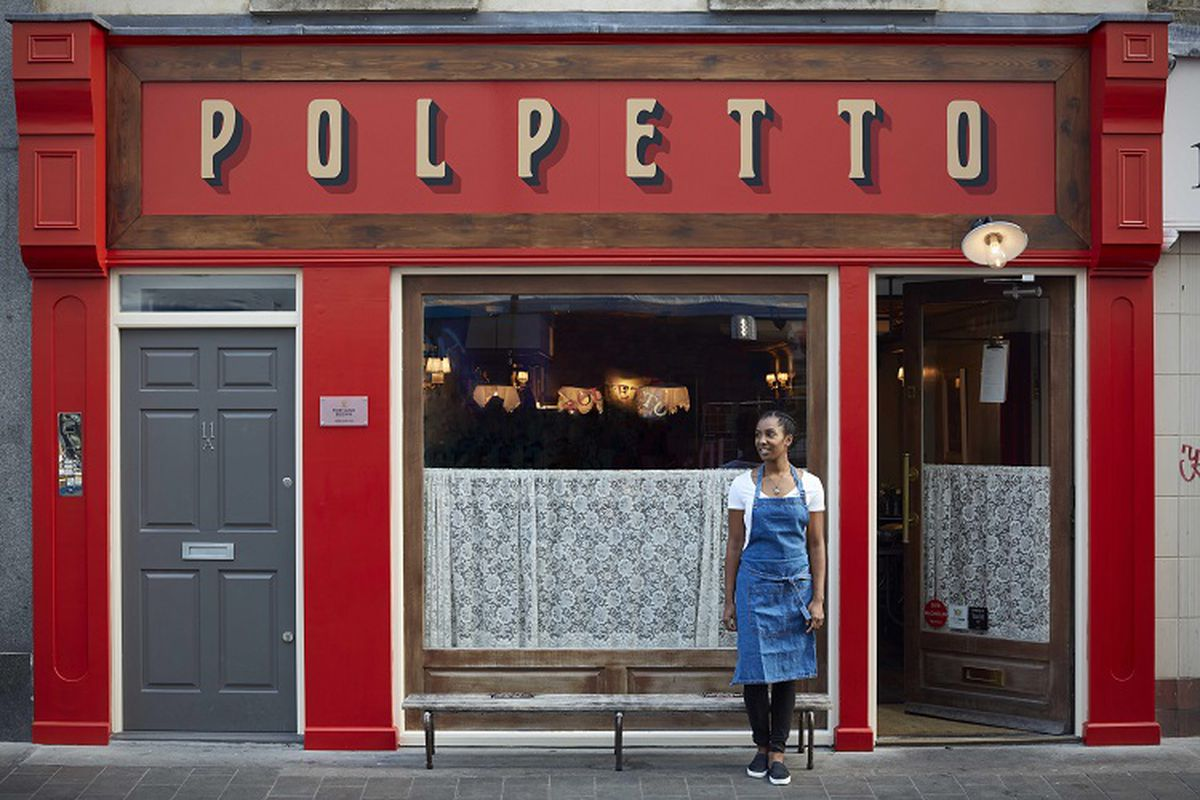 Soho italian and Venetian restaurant Polpetto by Russell Norman is on the market in London