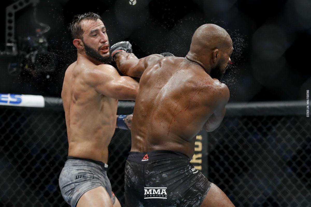 UFC 247: Jones vs. Reyes - MMA Fighting