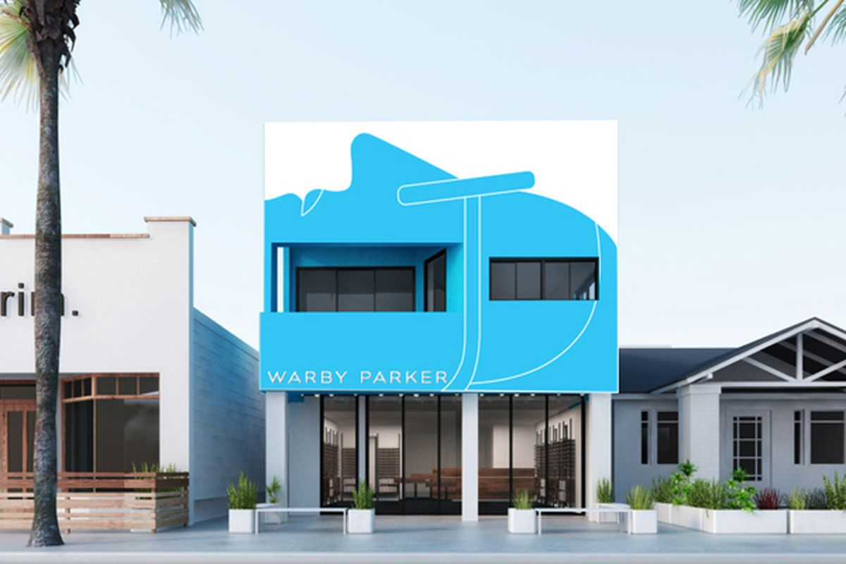 Warby Parker S Venice Boutique Will Be Ready To See You On
